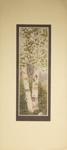 Untitled [Birch tree]; Thompson, Fred; ca. 1900s; 1986:0022:0007