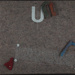 Untitled [Felt letters]; Livingstone, Joan; ca. 1981; 1981:0123:0024