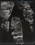 [Untitled, abstract image of stone]; Wells, Alice; ca. 1963; 1972:0287:0274