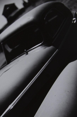 Untitled [Car]; Ruether, David; ca. 1960s; 1971:0290:0001