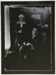 Untitled, [older couple, man seated and woman standing] ; Wells, Alice; ca. 1970; 1976:0025:0021