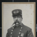 [Portrait of a Police Captain, City of Yonkers]; The Rockwood Studio; ca. 1890; 1975:0035:0001