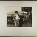 [woman standing near airplane and fuel truck]; Hahn, Alta Ruth; ca.1930; 1982:0020:0023