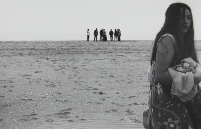 Girl On Beach; Collins, Richard; 1968; 2009:0101:0006