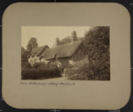 Anne Hathaway's cottage, Stratford; Wilson, George Washington; ca. 1870; 1976:0004:0005