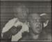 Untitled [Luchador getting head shaved]; Boyle, Bern; ca. 1980; 1980:0123:0005