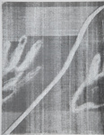 Hands / The Echo Of the Hand Picked Up By a Telecopier Across the Room; Sheridan, Sonia Landy; ca. 1974; 1981:0116:0015