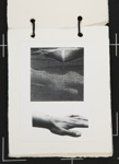 Untitled [Two hands, abstracted]; Brown, Lawrie; ca. 1975; 1976:0037:0004