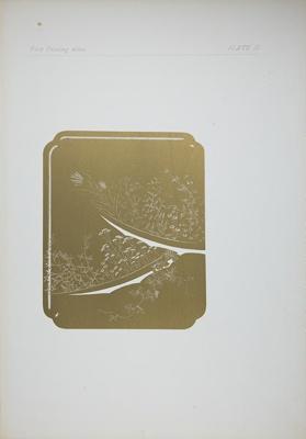 Plate II; Audsley, George; 1883; 1978:0125:0003