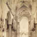 Choir at Salisbury Cathedral; Valentine, James; ca. 1860-1900; 1979:0060:0007