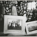 [Untitled, two 19th century photo's placed in front of a stone wall].; McLoughlin, Michael; 1969; 1978:0018:0000