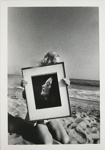 Untitled [Woman holding photograph]; Gibson, Ralph; ca. 1973; 1983:0084:0001
