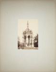 Cavendish Memorial Fountain; Valentine, James; ca. 1880s; 1979:0060:0003