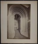 Bishop Pudsey's Norman Doorway, Durham Cathedral; Wilson, George Washington; ca. 1860; 1979:0059:0001
