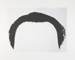 Untitled [Hair and blank face]; Manchee, Doug; 2008; 2009:0060:0039