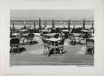 [Cafe Tables on the Boardwalk]; Kuligowski, Eddie; 1973; 1986:0014:0014