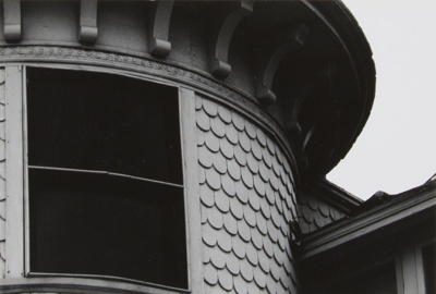 Untitled [Fish scale siding]; Mertin, Roger; undated; 1998:0004:0039