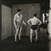 Untitled [Two body builders]; Gay, Arthur; ca. 1920s -- 1940s; 1981:0013:0019