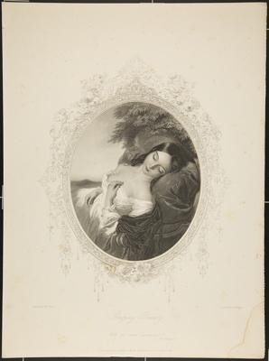 Sleeping Beauty ; John Tallis & Co. Publ.; c.a. 1840; 1978:0094:0003