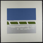 Untitled [Windows and sky]; Herman, Guy; 1970; 1972:0096:0022