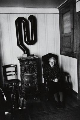 Untitled [Stove]; Saur, Francoise; ca. 1970s; 1986:0016:0004