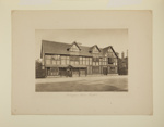 Shakespeare House-Stratford; A. W. Elson & Co., Boston; 1898; 1974:0074:0005