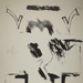 Untitled [Believe me. I do not wish that you should notice my constant arrows]; Fichter, Robert; ca. 1960-1970; 1971:0394:0002