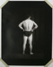 Untitled [Body builder's back]; Gay, Arthur; ca. 1920s -- 1940s; 1981:0013:0018