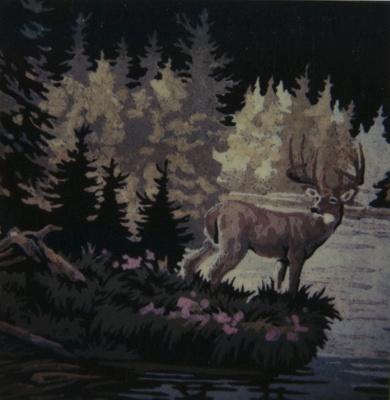 Untitled [Deer]; Prez, James; ca. mid 2000s; 2008:0007:0067
