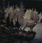 Untitled [Deer]; Prez, James; ca. mid 2000s; 2008:0007:0067