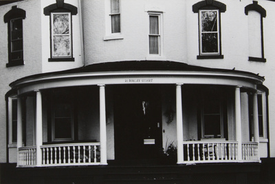 Untitled [21 Rowley Street]; Mertin, Roger; undated; 1998:0004:0021