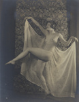 Untitled [Female nude]; Struss, Karl; ca. 1910s; 1974:0044:0004