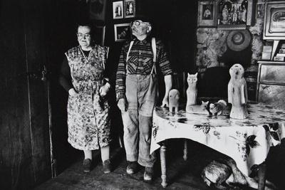Untitled [Sculptures]; Saur, Francoise; ca. 1970s; 1986:0016:0003