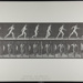 Walking. [M. 4]; Da Copa Press; Muybridge, Eadweard; 1887; 1972:0288:0003