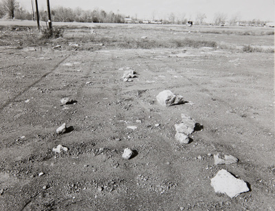 Untitled [Rocks]; Paris, Bill; ca. 1970s; 1979:0038:0016