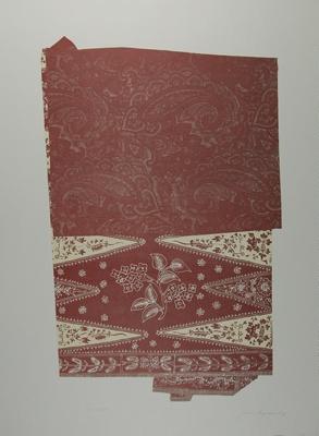 Untitled [Fabric] ; Lyons, Joan; 1973; 1974:0050:0005