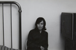Untitled [Woman sitting near bed]; Mertin, Roger; ca. early 1960s; 1998:0005:0037