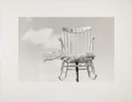 Chair #6314 In the Sky; deLory, Peter; 1973; 1978:0163:0004
