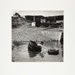 [Boy in wooden bucket]; Rosenblum, Walter; 1949; 1973:0024:0001