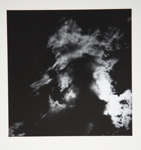 [Untitled, image of clouds]; Wells, Alice; ca. 1965; 1972:0287:0183
