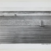 [Empty Boardwalk Scene; Two People Stand on Beach in Distance]; Kuligowski, Eddie; 1973; 1986:0014:0001