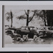 [Polaroid of couples in bathing suits in front of their cars]; Frank, Robert; ca. 1970; 2011:0022:0001
