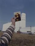 Mona Lisa Postcard; Hill, Edward; Bloom, Susan; Manual; 1977; 2000:0172:0006