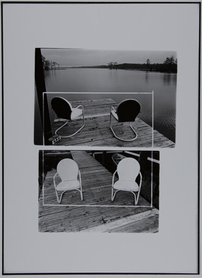 Untitled [Chairs]; Sample, Tricia; 1974; 1986:0008:0007