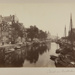 Canal in Amsterdam; Unknown Photographer; ca. 1890; 1978:0095:0013