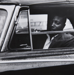 Untitled [Man in car]; Margolis, Michael; ca. late 1960s; 1971:0332:0001