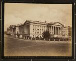 The Treasury Building; C.M. Bell Studios; ca. 1900; 1976:0003:0032