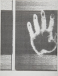 Hands / The Echo Of the Hand Picked Up By a Telecopier Across the Room; Sheridan, Sonia Landy; ca. 1974; 1981:0116:0019