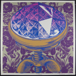 Untitled [Jewel topped screw]; Valerio, James; 1970; 1972:0096:0047
