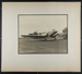 [twin-propeller airplane on runway]; Hahn, Alta Ruth; ca.1930; 1982:0020:0021